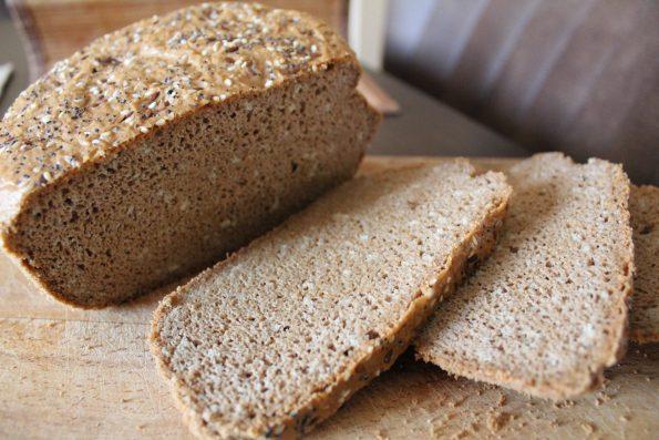 Домашен хляб без брашно от Вкусните рецепти